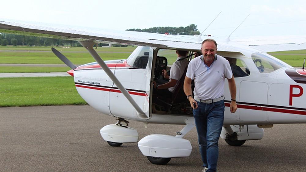 Fly & Drive: vliegles en Cabrio Tour!