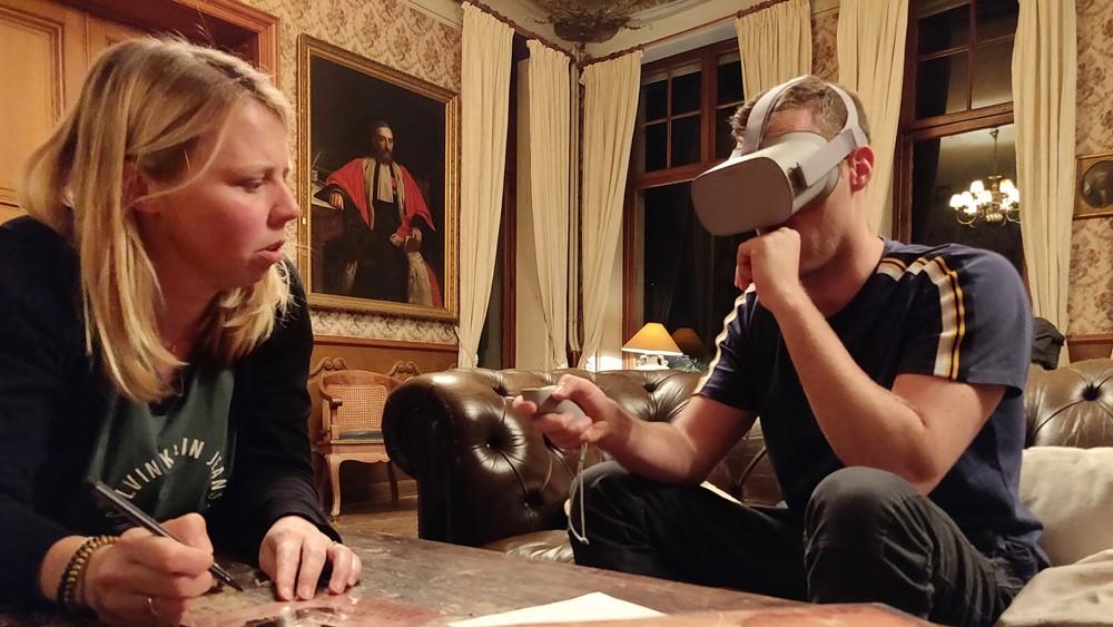 VR Game Veluwse Hotelmoord