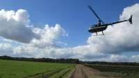 Bedrijfsuitje Helidropping: Mission Impossible!
