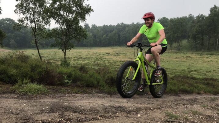 E-mountainbiken