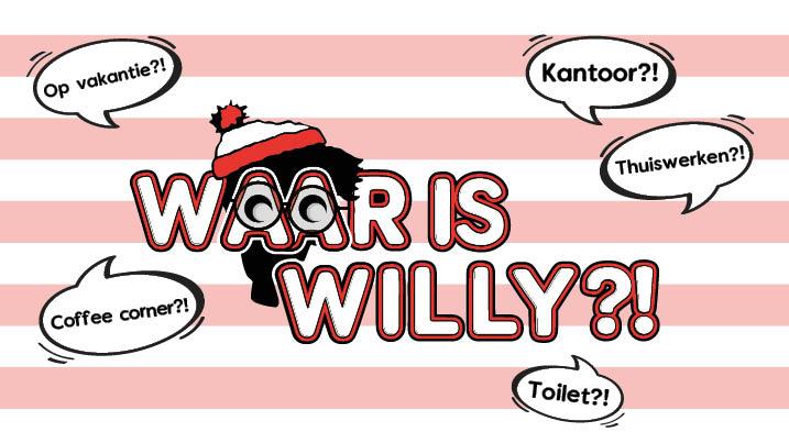 Waar is Willy?!